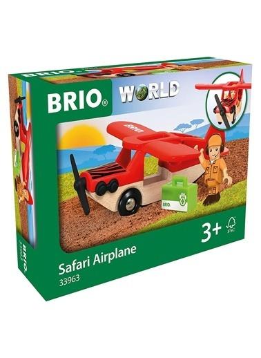 Brio BRIO Safari Uçağı 33963 Renkli